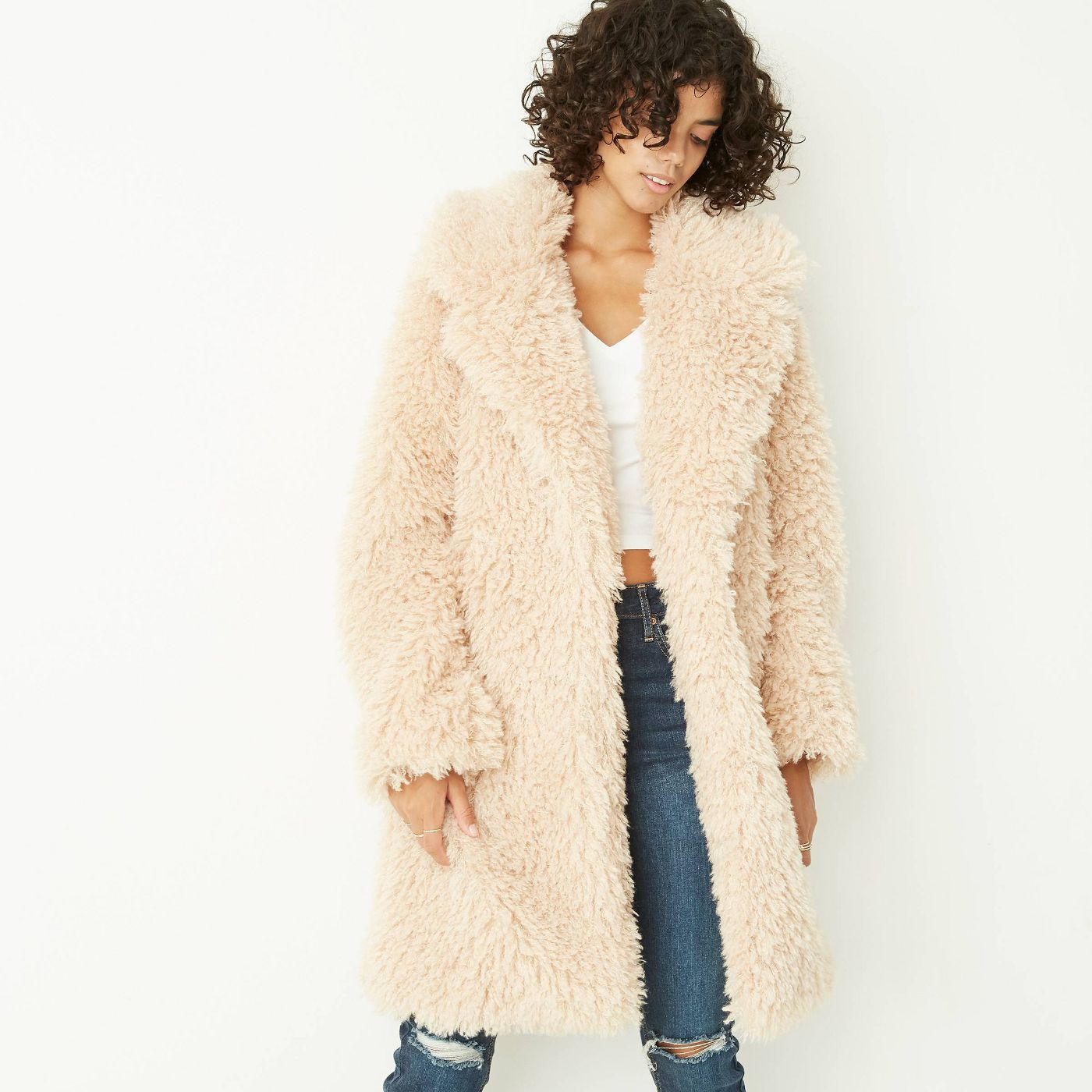 Target teddy jacket