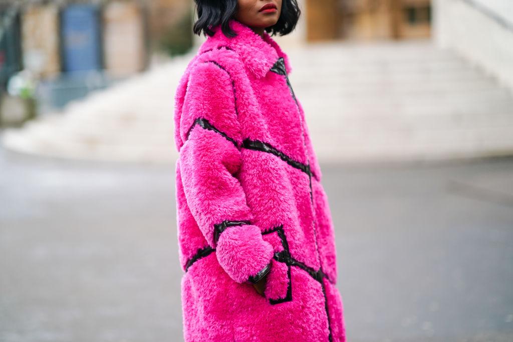 Fashion Photo Session In Paris - December 2020