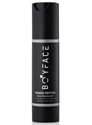 Boyface Power Peptide Daily Moisturizer