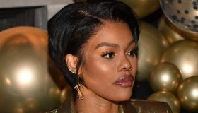 The Black Tie Masquerade NYE Party Hosted By Teyana Taylor & Iman Shumpert