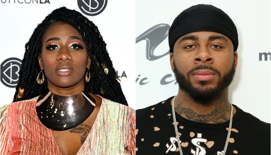 Crayon Case Boss Supa Cent & Sage The Gemini Are The Cutest Couple
