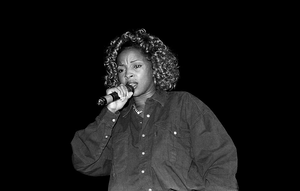 Mary J. Blige Live In Concert