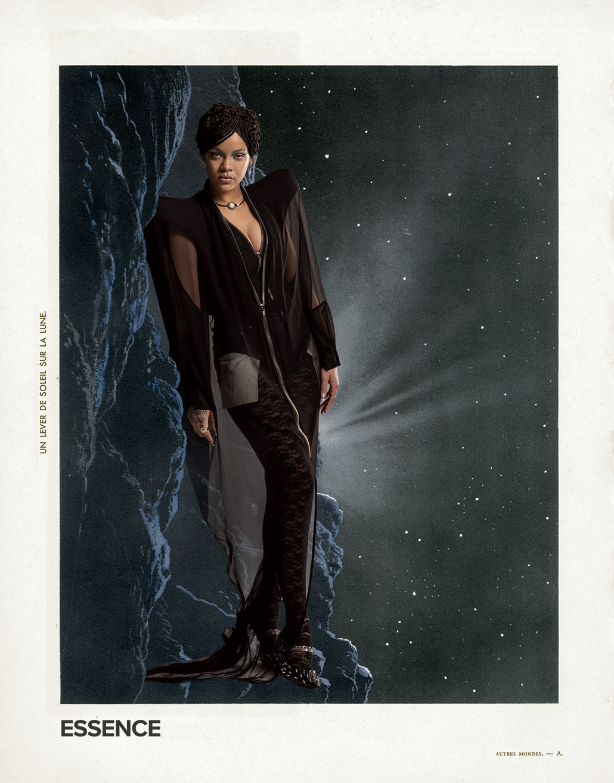 Rihanna Essence Cover