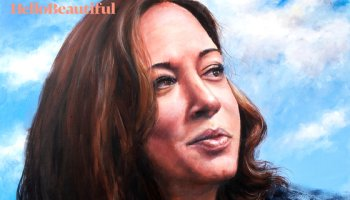 Kamala Harris Inauguration Cover