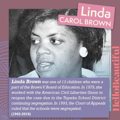 Linda Carol Brown
