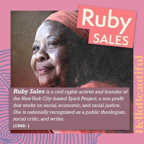 Ruby Sales