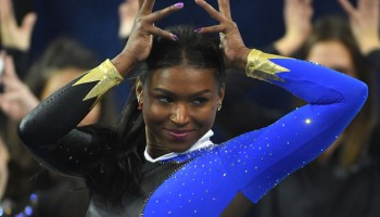 "UCLA Gymnastics ""Meet The Bruins"""