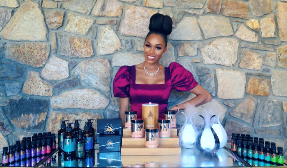 Monique Samuels/ Mila Eve Essentials
