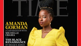 TIME cover Amanda Gorman