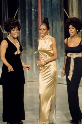 Diana Ross And The Supremes Appearing On 'The Pearl Bailey Show'