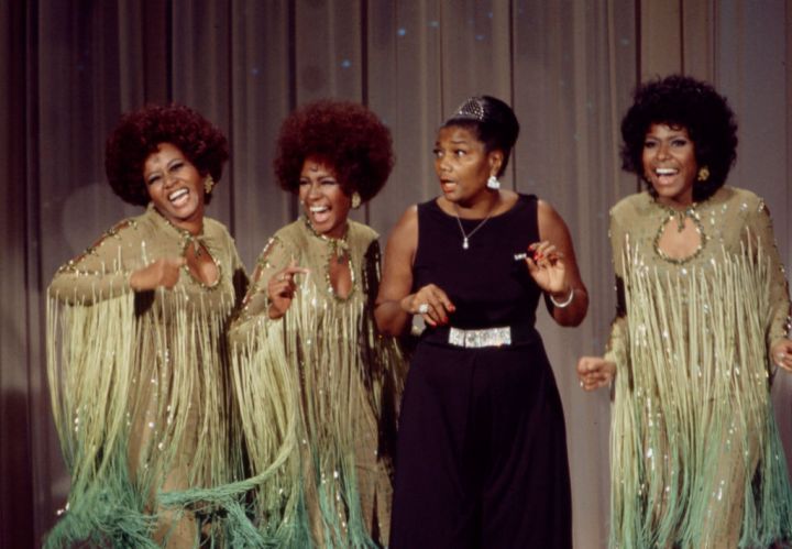 The Supremes, Pearl Bailey Performing On 'The Pearl Bailey Show'