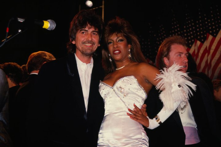 Beatles Rock and Roll Hall of Fame Induction