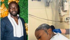 Gorilla Glue Girl, Dr. Michael Obeng