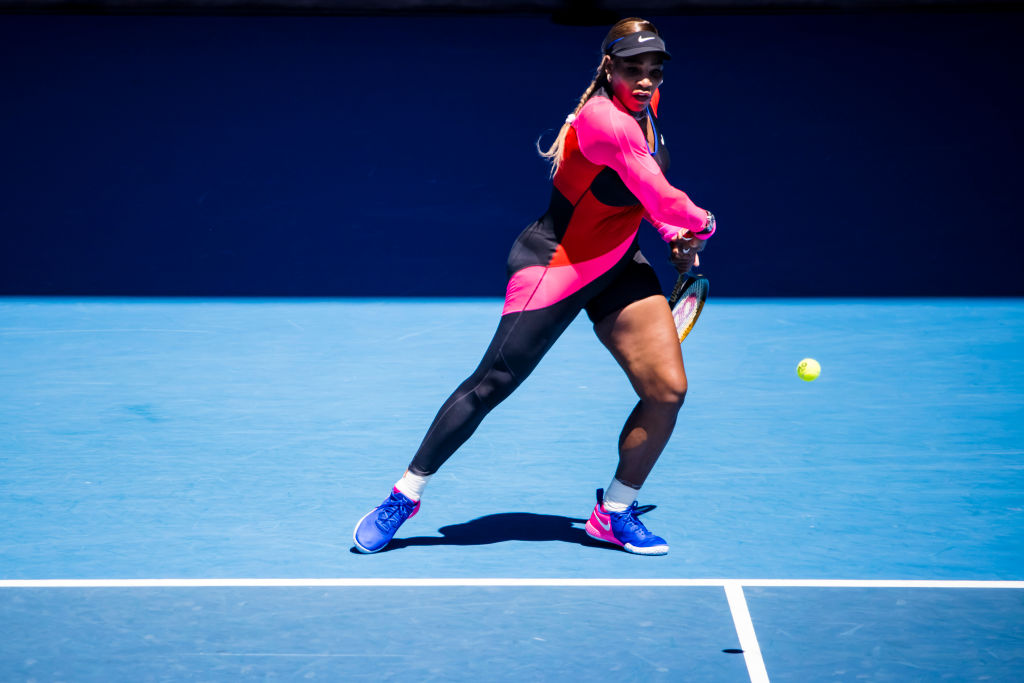 TENNIS: FEB 10 Australian Open