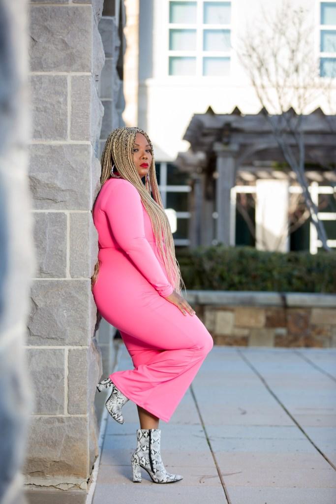 Hello Curvy: Milano Di Rouge Is Luxury Streetwear That Is Curvy Girl Friendly Too