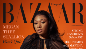 Megan Thee Stallion Harper's Bazaar