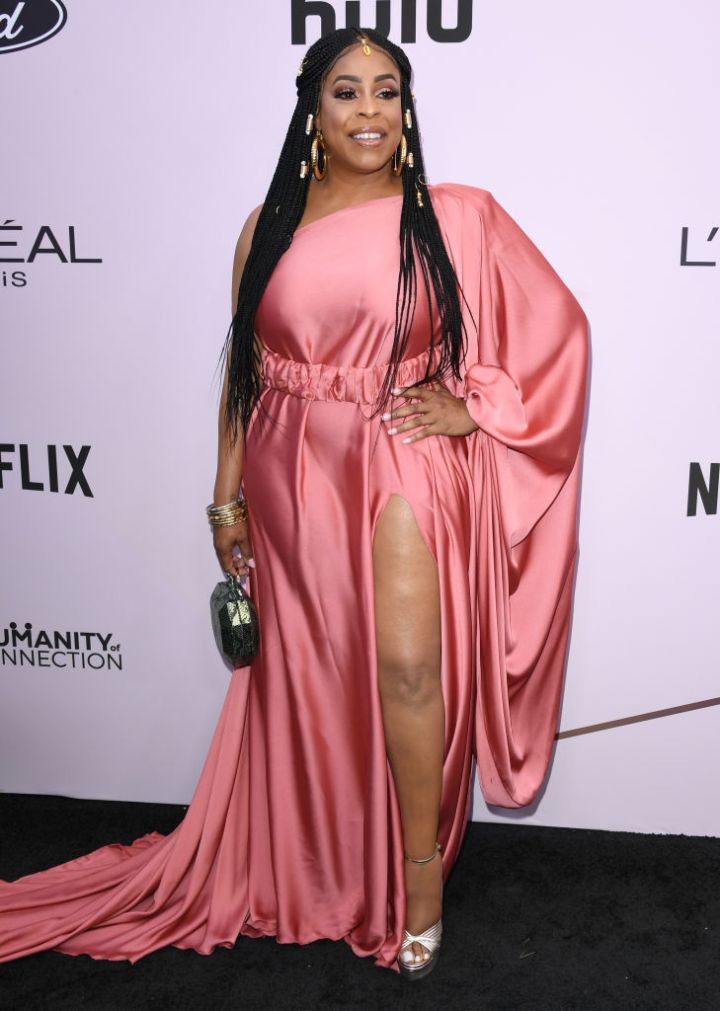 NIECY NASH AT THE 13TH ANNUAL ESSENCE BLACK WOMEN IN HOLLYWOOD AWARDS LUNCHEON, 2020