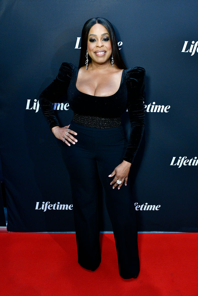 "NIECY NASH AT THE LIFETIME SPECIAL SCREENING OF ""STOLEN BY MY MOTHER, THE KAMIYAH MOBLEY STORY"", 2020"