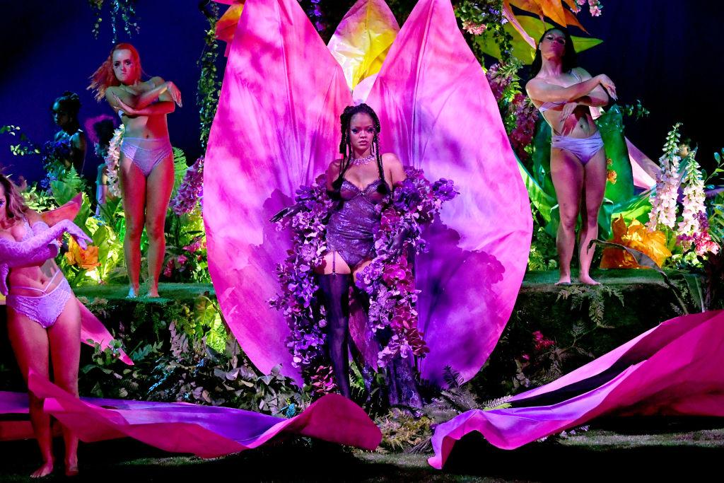 Rihanna's Savage X Fenty Show Vol. 2 presented by Amazon Prime Video - Show & BTS