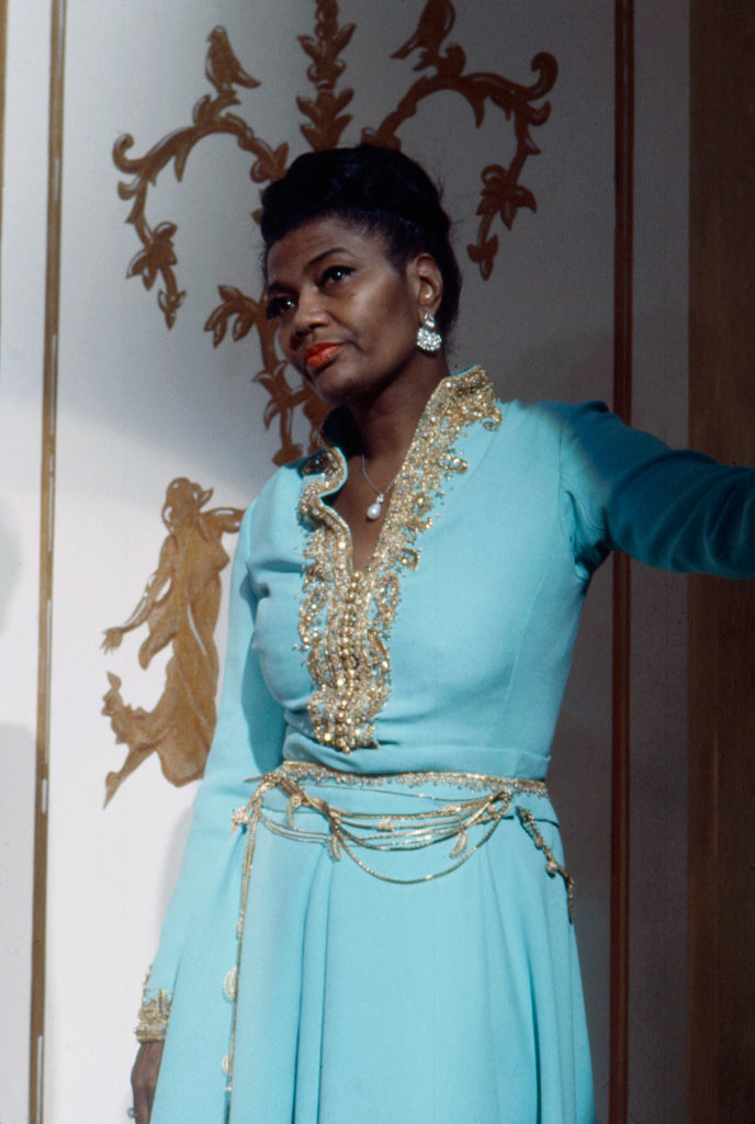 Pearl Bailey Appearing On 'The Pearl Bailey Show'