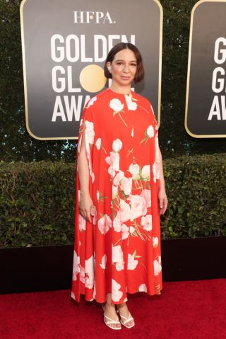 """NBC's """"78th Annual Golden Globe Awards"""" - Red Carpet Arrivals"""