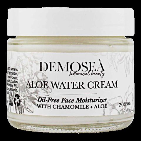 Demosea Botanical Beauty Aloe Water Cream