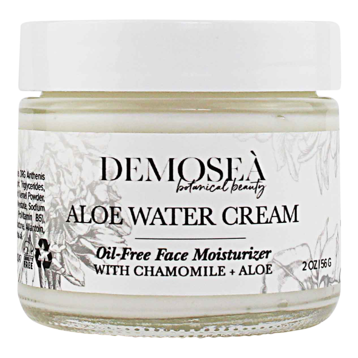 Demosea Botanical Beauty Aloe Water Cream