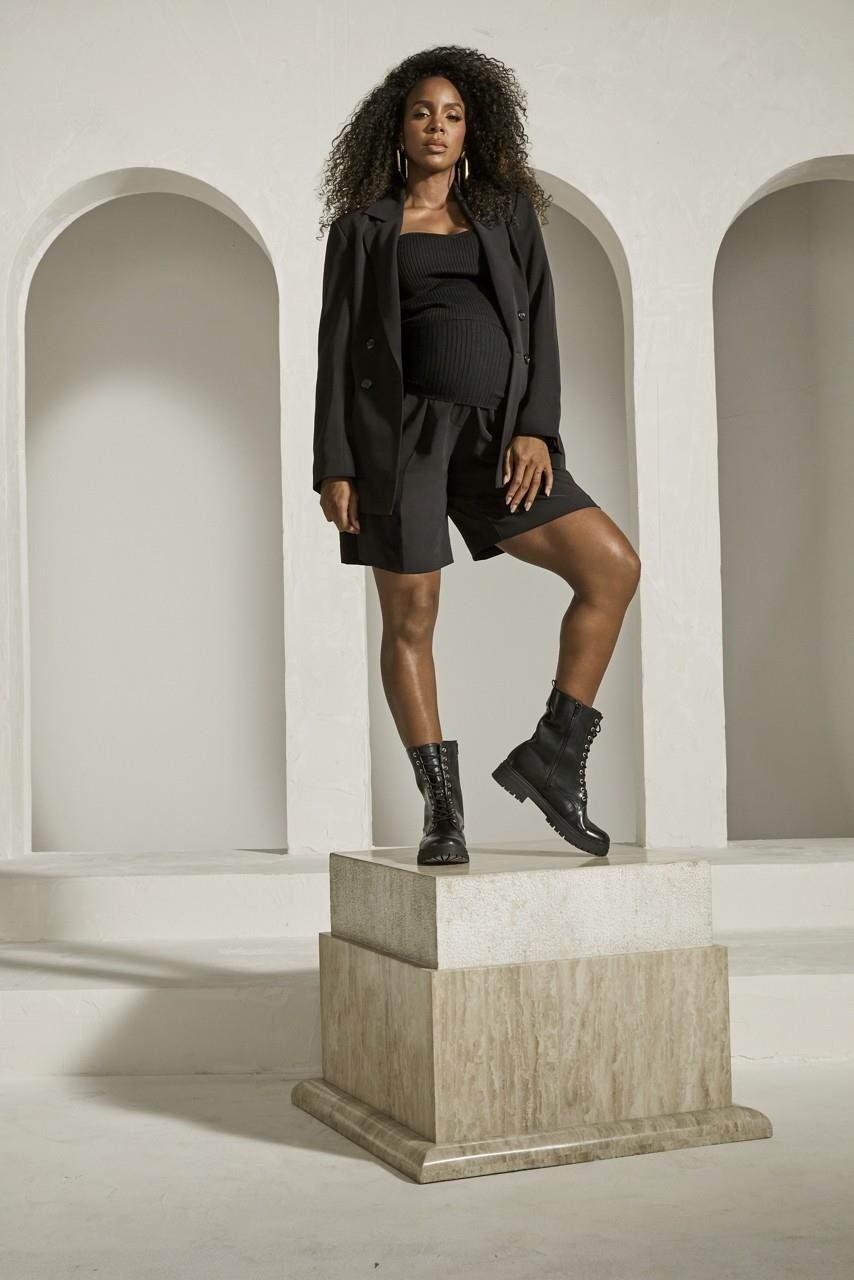 Kelly Rowland X JustFab
