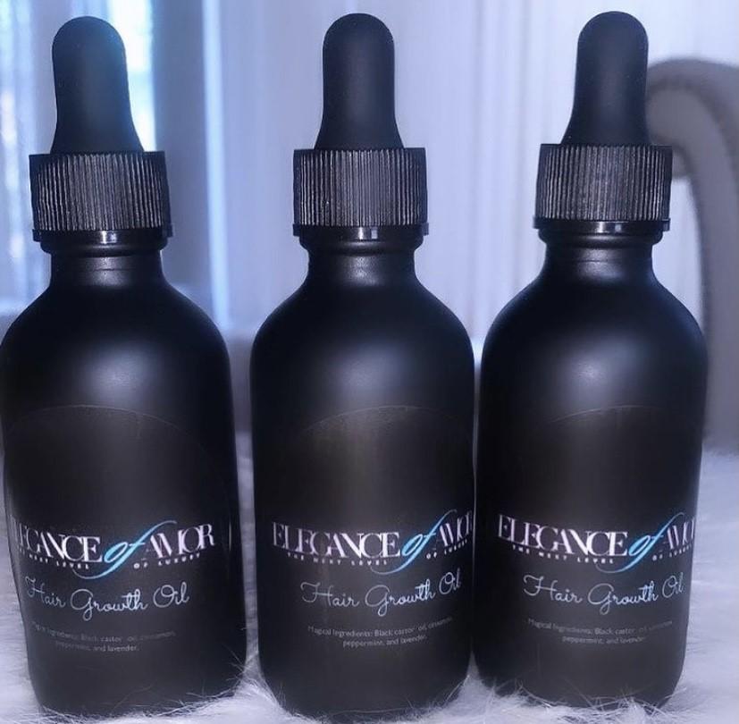 Elegance of Amor Growth Oil