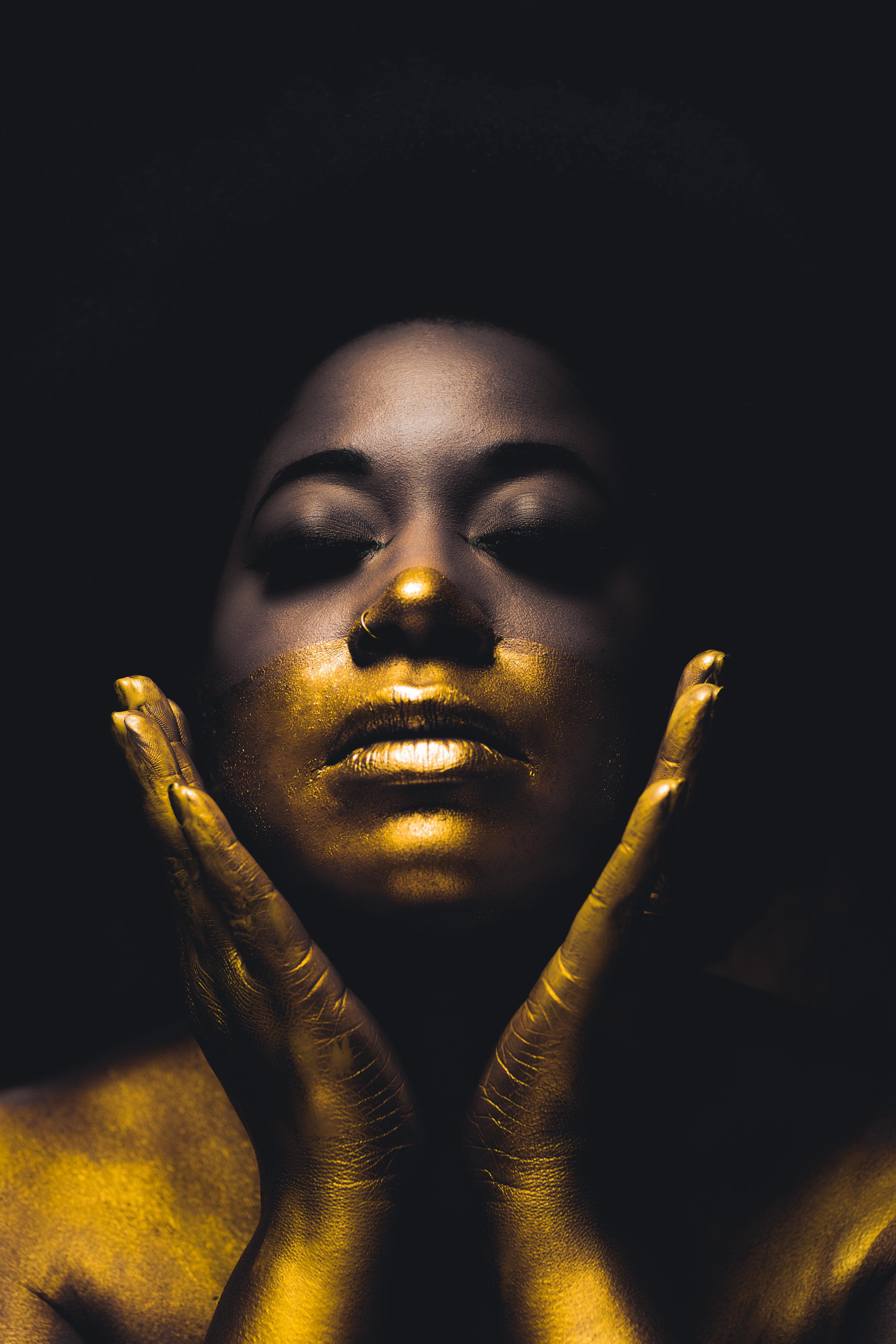 Futuristic Black Women Series