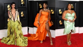 63rd Grammy Awards- Lizzo, Doja Cat, Megan Thee Stallion