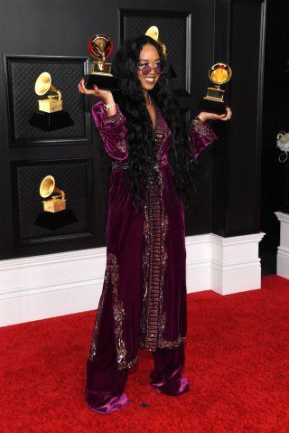 63rd Annual GRAMMY Awards – Media Room