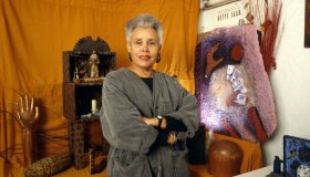 Portrait Of Betye Saar