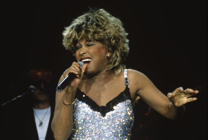 Tina Turner In Concert 1997, Mountain View CA