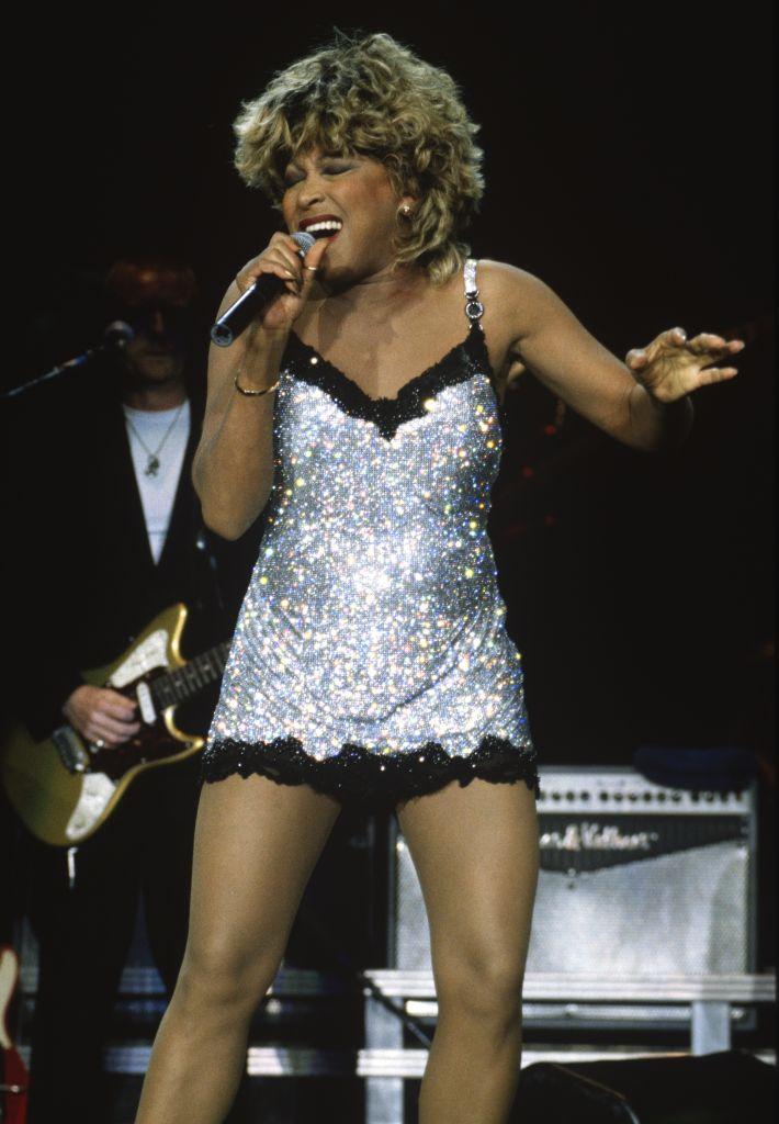 Tina Turner In Concert 1997