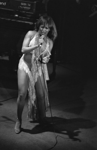 Tina Turner, New York City
