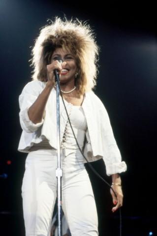 Tina Turner In Detroit