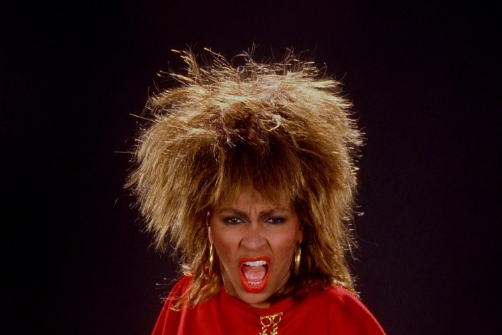 Tina Turner Holborn Studios
