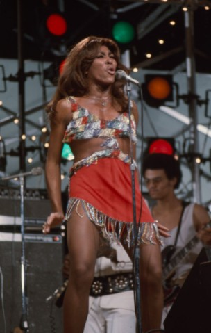 Ike & Tina Turner Appearing On 'In Concert'