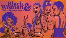 Black Women Superpowers