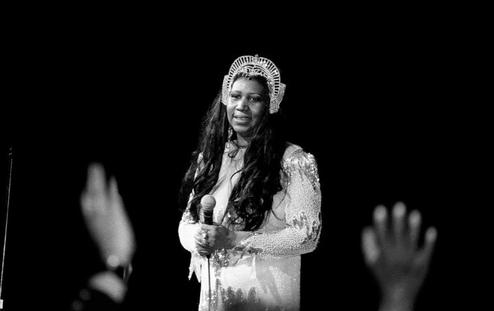 Aretha Franklin Live In Concert