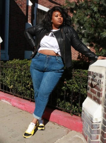 3 ways to Style mom jeans