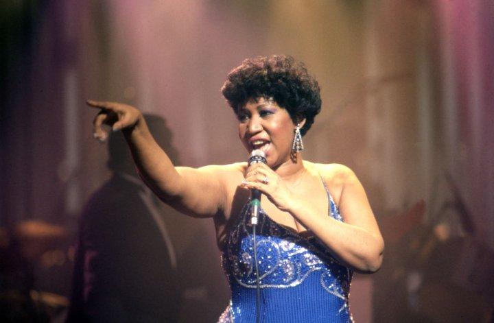 Aretha Franklin in Detroit