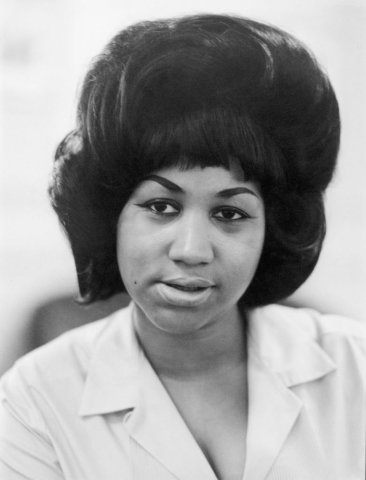 Aretha Franklin in Montreux, 1968