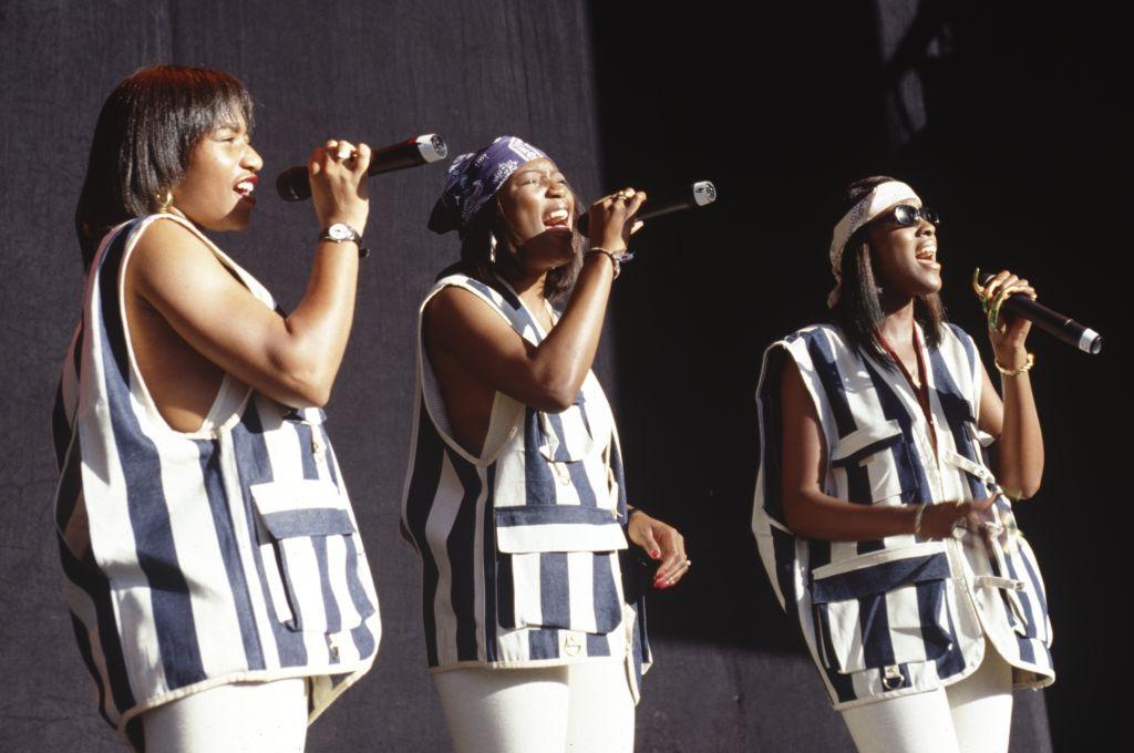 KMEL Summer Jam 1993, Mountain View CA