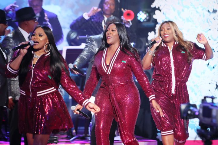 "SWV AT VH1'S ANNUAL ""DEAR MAMA: A LOVE LETTER TO MOM "", 2019"