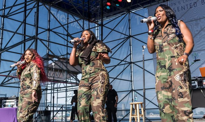 SWV AT THE PENNSYLVANIA CARE HEALTH FEST, 2018