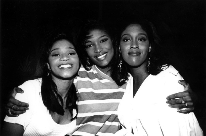 SWV At An Event