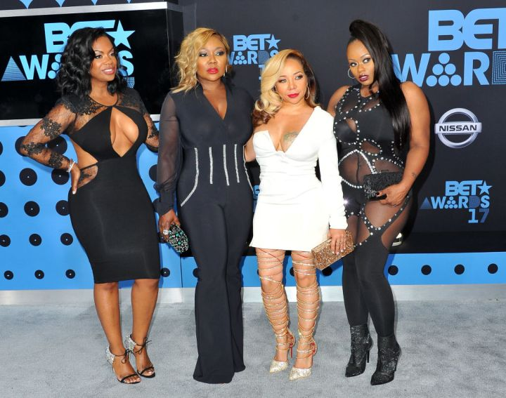 XSCAPE AT THE BET AWARDS, 2017