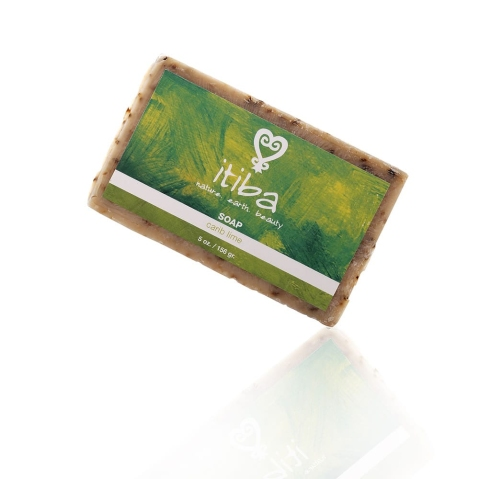 Itiba Beauty CARIB LIME BODY SOAP